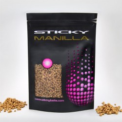 MANILLA PELLETS 900g. - 2.3 - 4 - 6mm